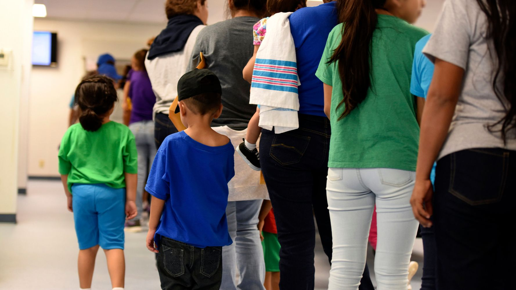 Trump Wants To Detain Migrant Families Indefinitely. He Can't.