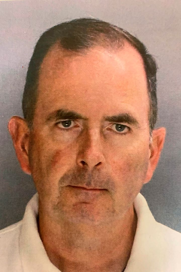This booking photo provided by the Chester County District Attorney's Office shows Monsignor Joseph McLoone on Wednesday, Aug