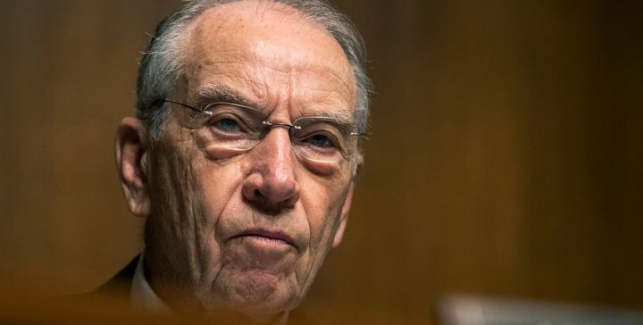 Sen. Chuck Grassley is fond of the tax disclosure law, but apparently not when Democrats use it.
