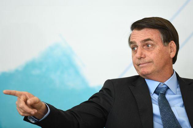 Bolsonaro sobre Flávio: 'O que tinha sobre meu filho, a Receita já