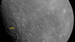 What Chandrayaan-2's First Photo Of The Moon Tells