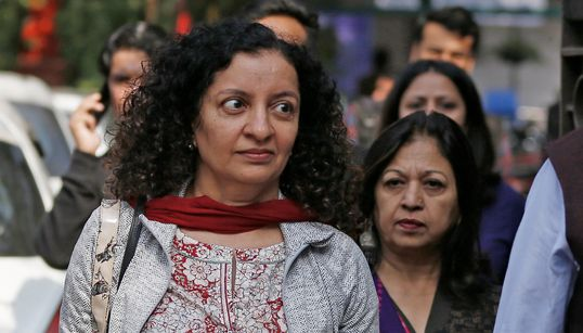 'I Spoke The Truth': Priya Ramani Stands Her Ground On Sexual Harassment Allegations Against MJ