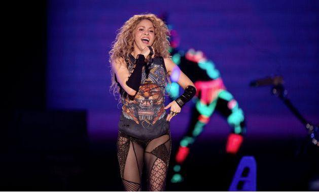 Shakira aclara el detalle más comentado en una de sus últimas
