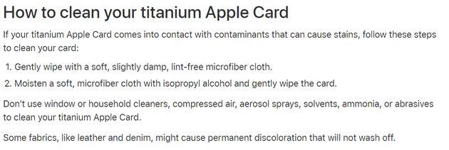 애플 신용카드 '애플 카드'가 유난스러운 사용법 때문에 조롱받고