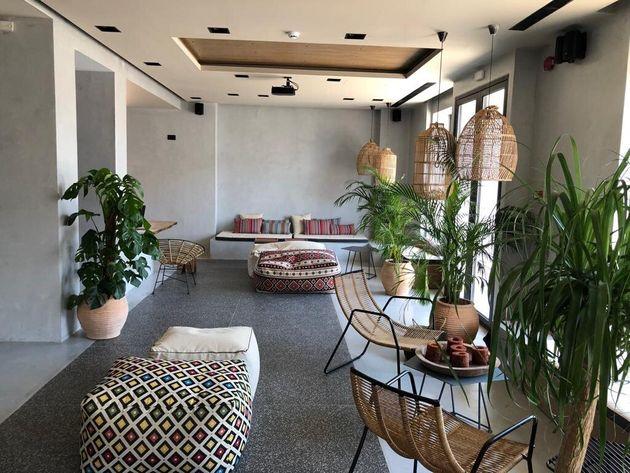 Thomas Cook: Αστικό ξενοδοχείο με τροπική διακόσμηση στην πόλη της