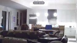 El vídeo de lo que ocurre en esta casa da la vuelta al mundo: hay que fijarse en el