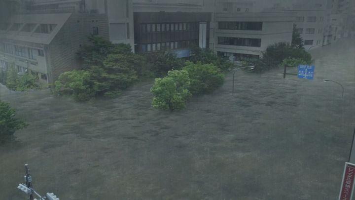 江戸川区水没後のイメージ