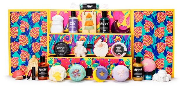 Lush Is Bringing Out A Bath Bomb Advent Calendar (With 24 Days Of Stuff)