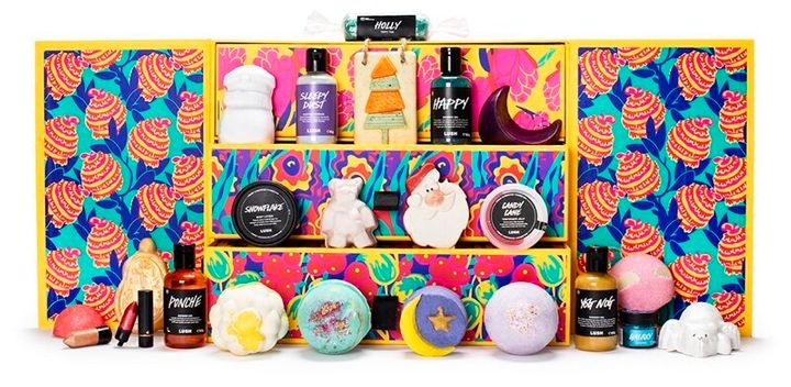 Lush Is Bringing Out A Bath Bomb Advent Calendar (With 24 Days Of Stuff) | HuffPost Life