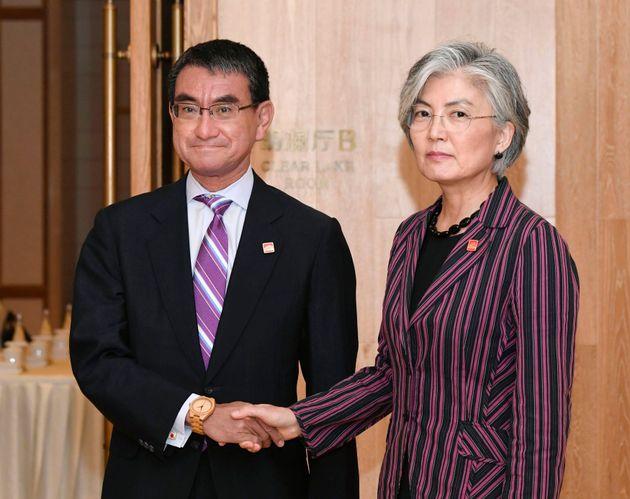 고노 다로 일본 외무상이