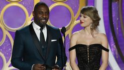 Listen Hard Enough To Taylor Swift's New Album And You'll Hear Idris