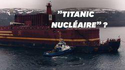 Cette centrale nucléaire flottante entame un voyage de 5000 kilomètres en