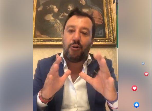 Appello di Salvini a Di Maio: