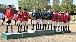 Jeux africains: Médaille d'or pour le Maroc au saut d'obstacles par