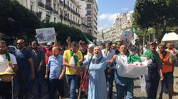 27e vendredi: Les manifestants se rassemblent à