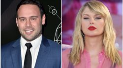 Scooter Braun Calls For An End To Taylor Swift Feud After His Children's Lives Are