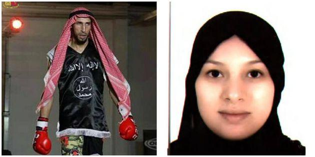 """Terrorisme: L'épouse de Moutaharrik Abderrahim, le """"boxeur de Daech"""", expulsée vers le Maroc"""