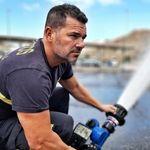 El bombero que ha dado el corte más viral: