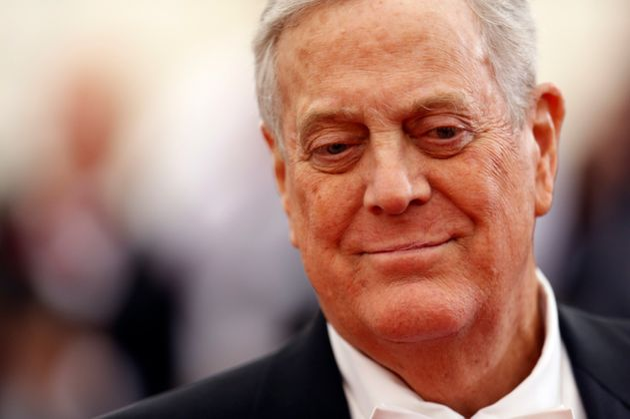 David Koch était l'un des plus grands industriels modernes des États-Unis. Il avait également...