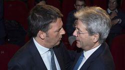 Zingaretti difende Gentiloni da Renzi: