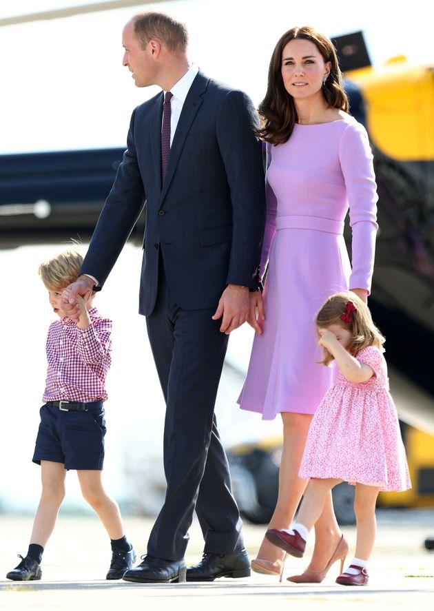 Kate et William en vol low cost après la polémique sur les jets privés d'Harry et