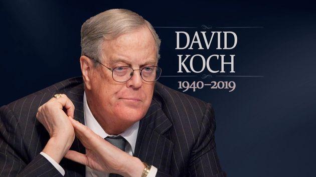 Πέθανε ο Ντέιβιντ Κοχ, δισεκατομμυριούχος βιομήχανος και χρηματοδότης των