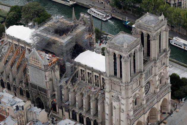 El joven ingeniero español de 30 años que podría reconstruir la catedral de Notre Dame de