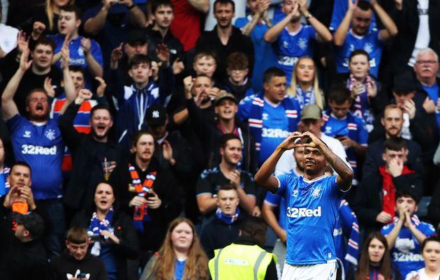 Ligue Europa: Les Glasgow Rangers sanctionnés pour des chants