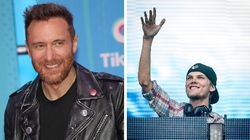 David Guetta partage un remix réalisé en hommage à
