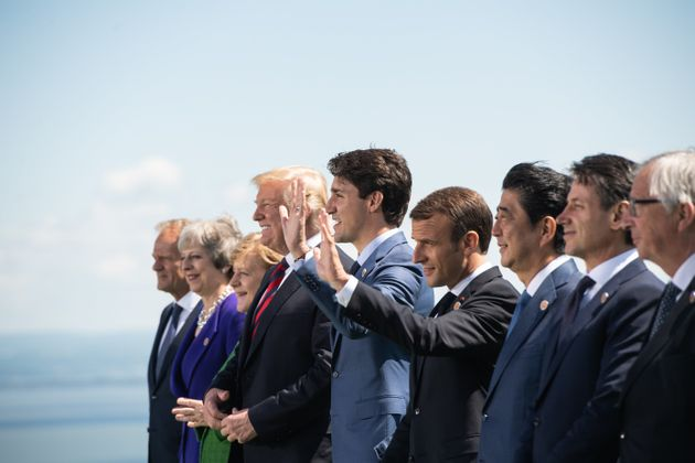 Macron peut-il réanimer le G7 (ici au Canada en juin 2018) avec son