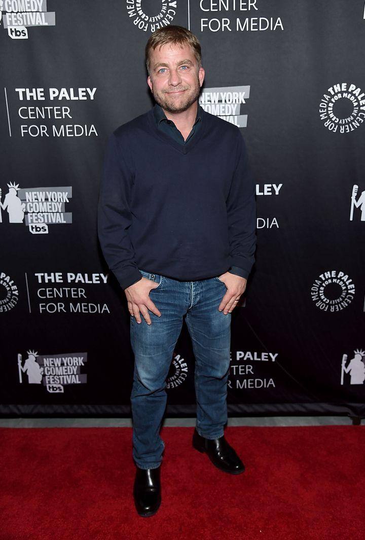 Billingsley, looking very un-bald, at the The Paley Center for Media.