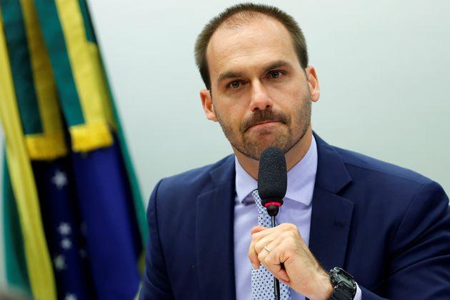 Postura do Brasil sobre Amazônia prejudica Eduardo na embaixada nos