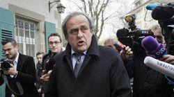 Platini retire sa candidature à la présidence de la