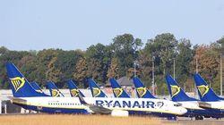 Ryanair confirma el cierre de cuatro bases en España e inicia un ERE para más de 500