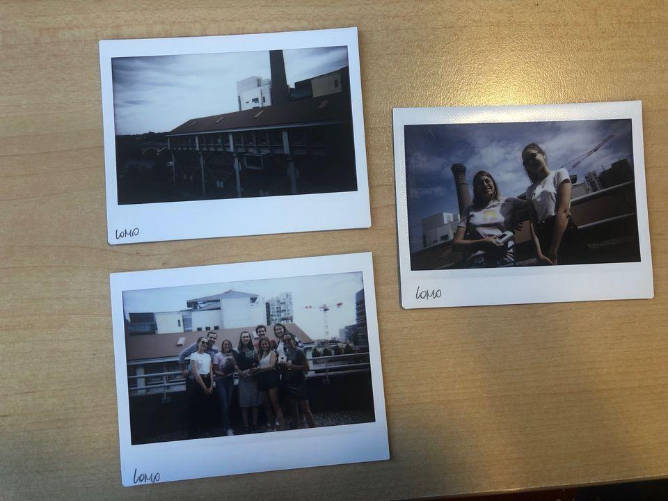 Les photos prises avec le Lomo Wide