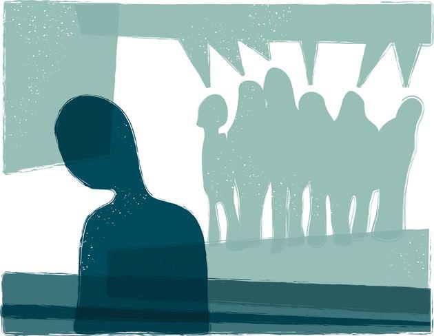 Um sistema de apoio composto por família, amigos e professores pode ajudar seu filho a lidar com...