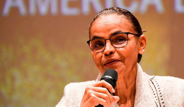 Marina Silva a été ministre de l'Environnement de 2003 à 2008 au