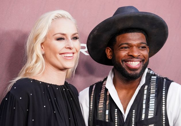P.K. Subban and Lindsey Vonn have been together for two