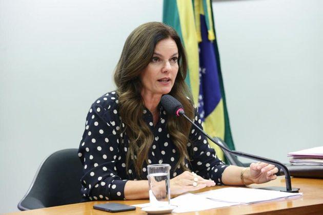 Iracema Portella, procuradora da Mulher na Câmara, solicitou reunião com a ministra Damares...
