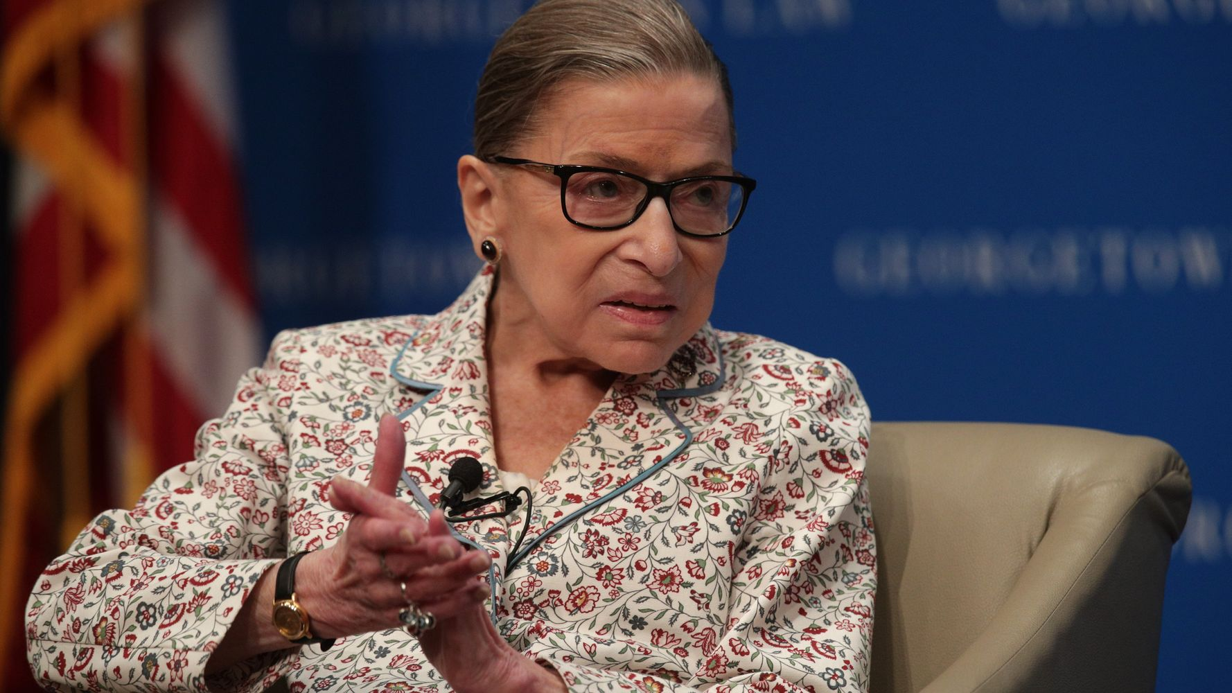 Ruth Bader Ginsburg Successfully Completes Radiation Treatment