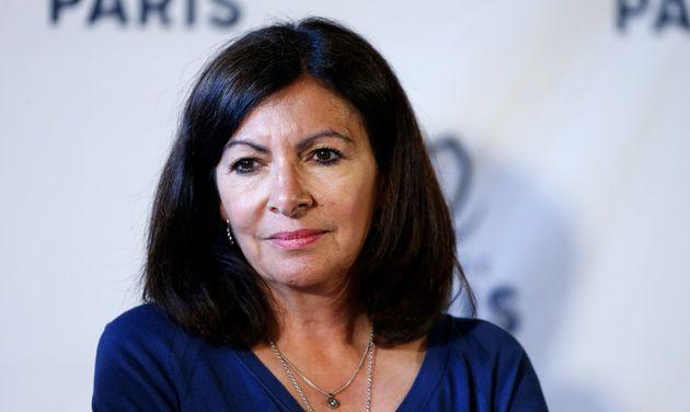 La maire de Paris Anne Hidalgo est la présidente du C40, une alliance de grande métropoles...