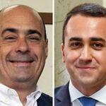 Incontro in corso fra Di Maio e Zingaretti (di A. De Angelis e P.