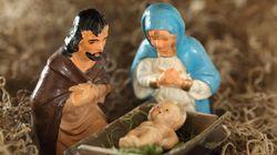 Jésus est né dans une cité de banlieue et sa mère portait le