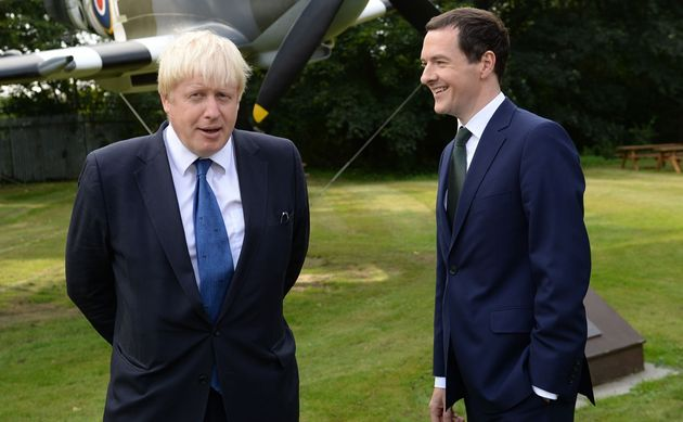Boris Johnson Lobbied Donald Trump To Back George Osborne As New IMF Chief