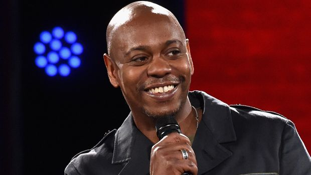 LOS ANGELES, CALIFORNIA - MARCH 25:  Dave Chappelle performs to a sold out crowd onstage at the Hollywood Palladium on March 25, 2016 in Los Angeles, California.  (Photo by Lester Cohen/WireImage)