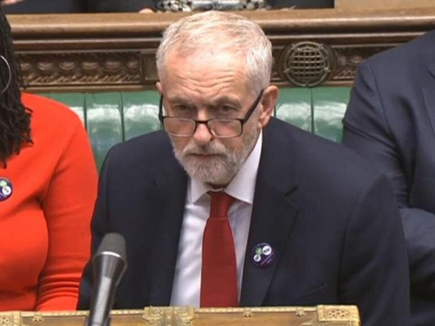 Corbyn Accuses Johnson Of Pushing Trump First Policy At Gathering Of World Leaders