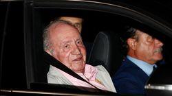 El rey Juan Carlos ingresa en el hospital para su operación de corazón: