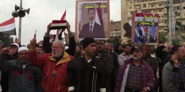 Égypte: les Frères musulmans classés officiellement