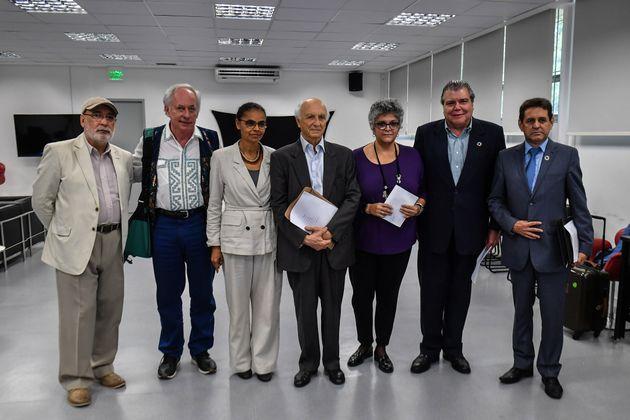 Em maio, ex-ministros do Meio Ambiente se reuniram para alertar sobre o desmonte das políticas...