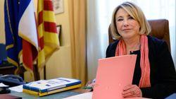 Fin de la garde à vue de Maryse Joissains, la maire UMP